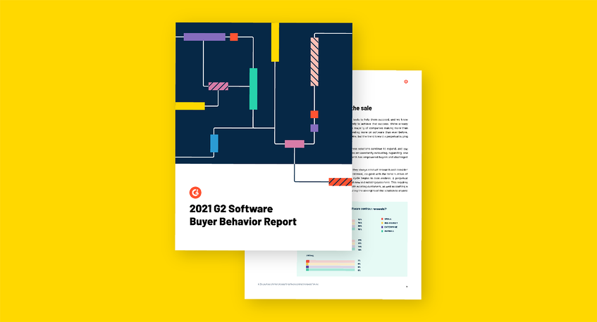 G2's Software Buyer Behavior Report Sheds Light on Buying Trends