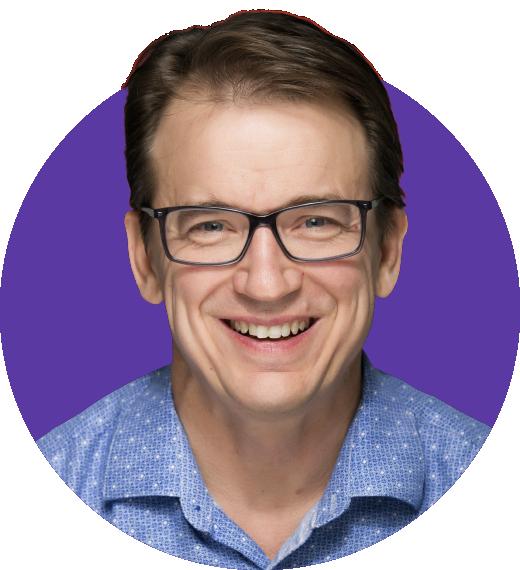 Tim Handorf Headshot