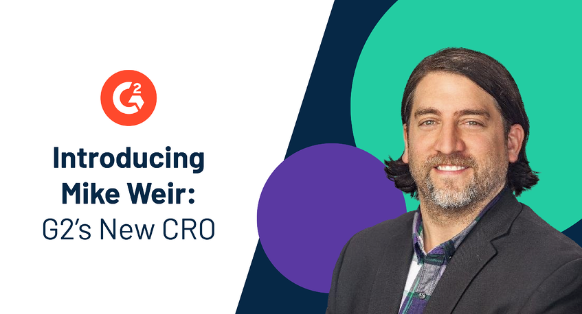 Introducing Mike Weir: G2's New CRO